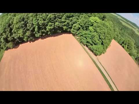 Фото Flight over fields - FPV Germany