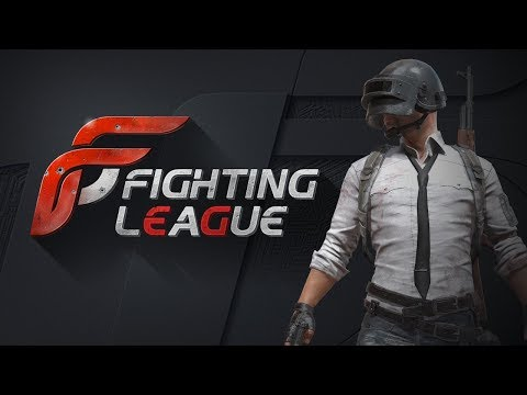 [LIVE PUBGM] Fighting League Tournament Week 3 - Finals Day 1