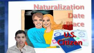citizenship interview and test n400 information about your marital history