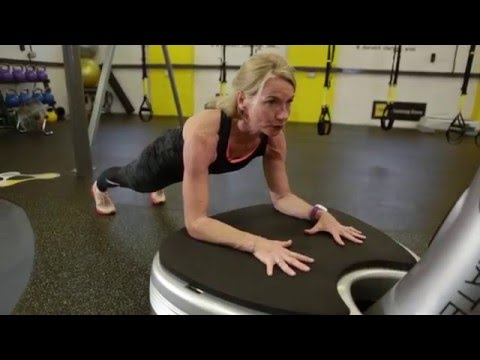How to Use the Power Plate for a Full Body Workout | Healthy Obsessions