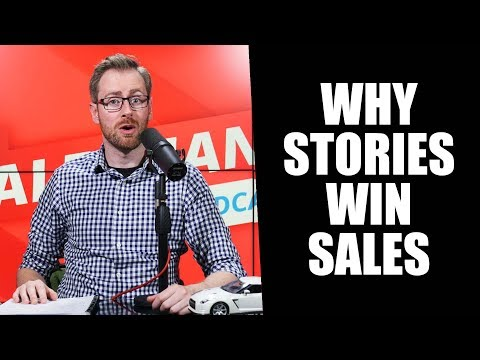 How to Tell a Story that Sells