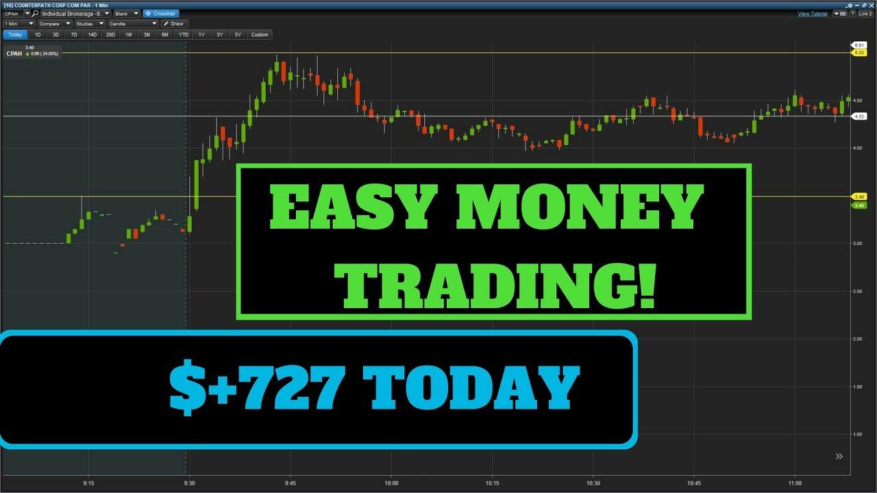 500 Trading
