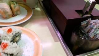Tokyo Genko Sushi Train Restaurant