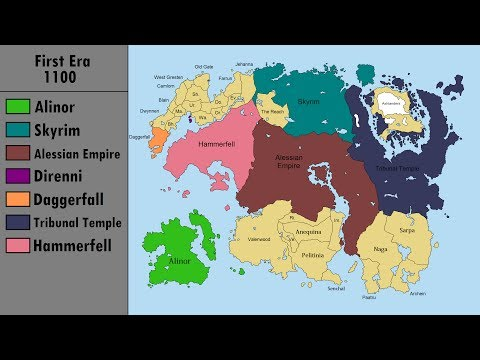 History of Tamriel: Every Decade