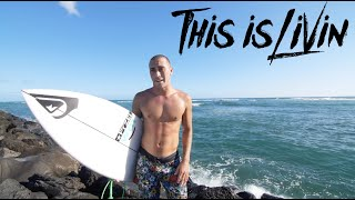 Endless Summer waves in Hawaii || This is Livin