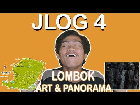 Vlog Dekranasda NTB-Jhon Dhovy-Lombok Art &  Panorama