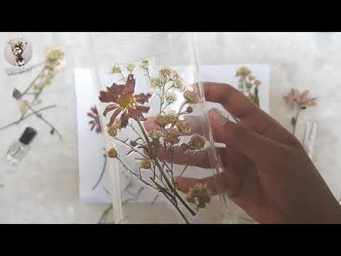 Do it Yourself (DIY) - Pressed Flower Phone Case - YouTube