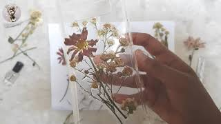 Do it Yourself (DIY) - Pressed Flower Phone Case
