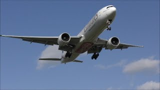 Crosswinds at Birmingham Airport | 17/10/17