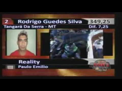 Rodrigo Guedes Silva VS Touro Reality | Inscreva - Se