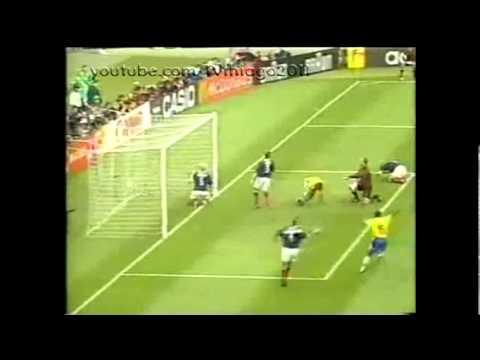 Copa do Mundo 1998: Brasil 2 x 1 Escócia (Rede Manchete)