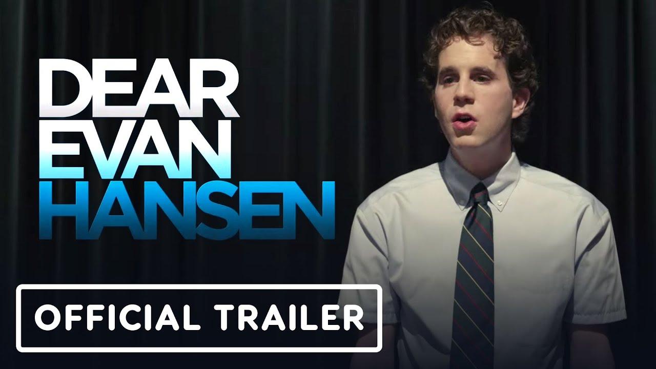 Dear Evan Hansen Trailer: Ben Platt Reprises His Role As a Straight ...