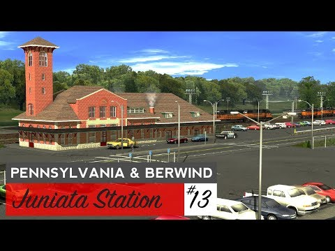 Pennsylvania & Berwind Episode 13: Juniata Yard