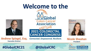 Welcome to the 2021 Global Colorectal Cancer Congress