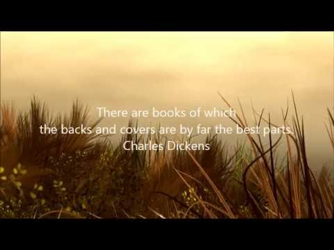 Charles Dickens Quotes   Charles Dickens Quotes On Death, Love, Law,  Family, Christmas, Writing   YouTube