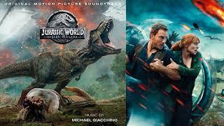 Jurassic World, Fallen Kingdom, 08, Keep Calm and Baryonyx, Michael Giacchino, Soundtrack