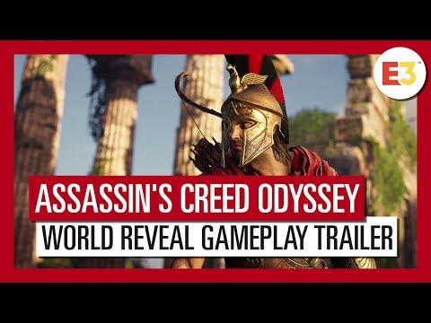 Assassin's Creed Odyssey: E3 2018 World Reveal Gameplay Trailer thumbnail