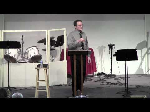 Rod Eastman Sermon at First Baptist in Roseau,MN- 12/ 4 /11