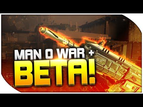 Black Ops 3 - Beta News and Information Talk + Man o War Multiplayer Gameplay | Bo3 Hardpoint