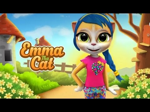 Emma The Cat Virtual Pet - Android Gameplay HD