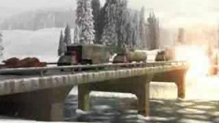 Command&Conquer: Tiberian Sun CG Scenes