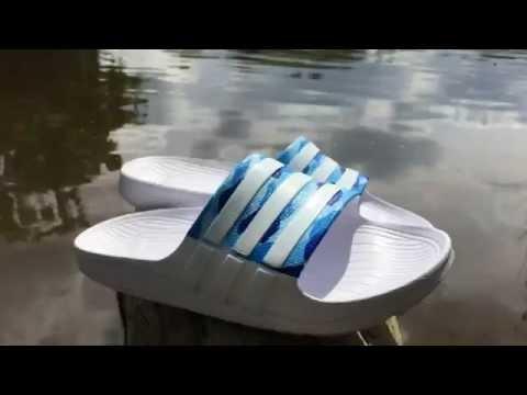 f6ea7e48c Custom Adidas slides | custom sandals - YouTube