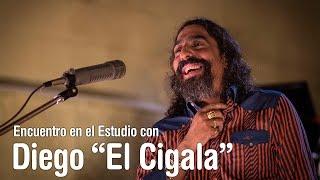 """Diego """"El Cigala"""" - Adelanto 2 - Encuentro en el Estudio - Temporada 7"""