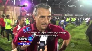 Tekuk Persib, Arema Cronus Juara Bali Island - NET24