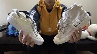 Adidas Nizza Collabs | Alife | Donald Glover