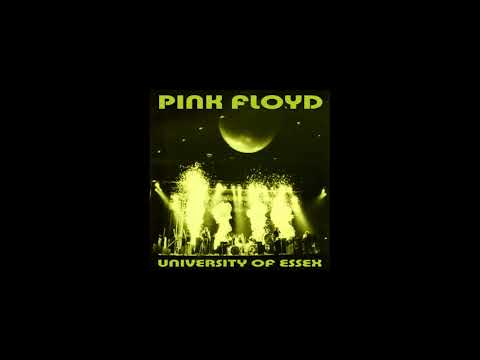 Pink Floyd University of Essex, Colchester, Essex, UK 1971-02-12
