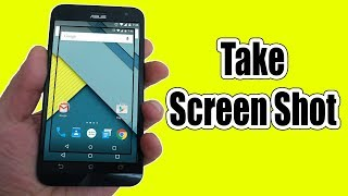 How To Take A ScreenShot From Any Android Phone