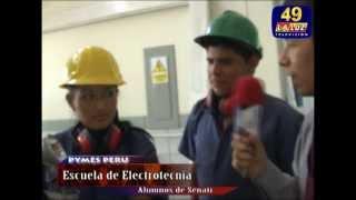 ESCUELA DE ELECTROTECNIA - SENATI ZONAL LIMA NORTE