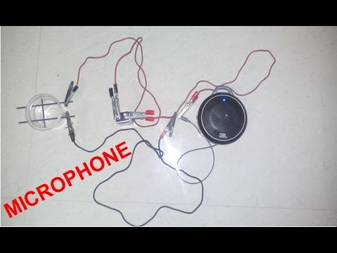 how-to-make-microphone-at-home
