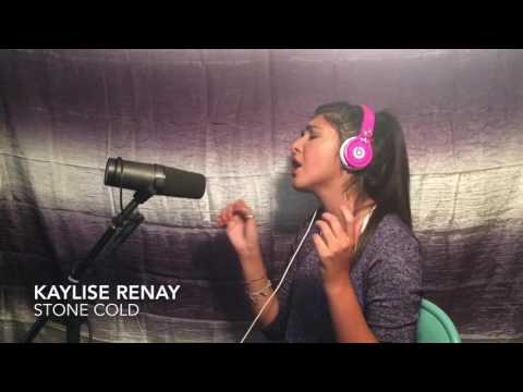 Stone Cold Demi Lovato-Cover by Kaylise Renay