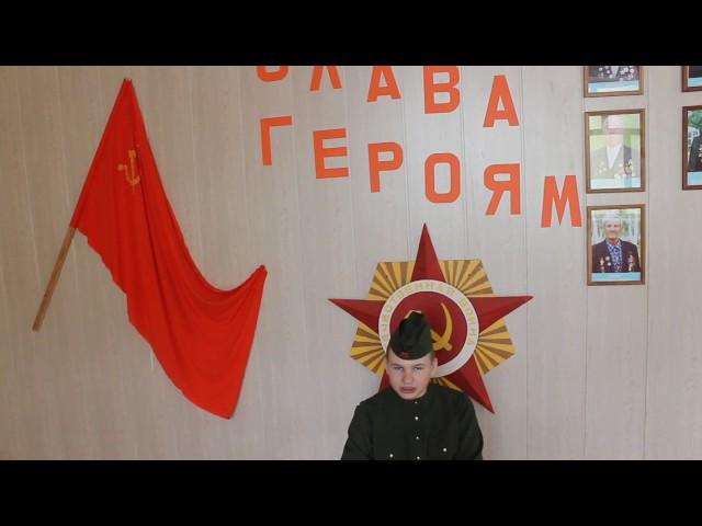 Изображение предпросмотра прочтения – АлексейАзаркин читает произведение «Жди меня иявернусь…» К.М.Симонова