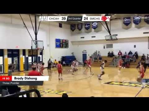 11.24.2020 Varsity Boys STM  vs Cottage Hill Christian Academy Game Highlights   Nov  24, 2020