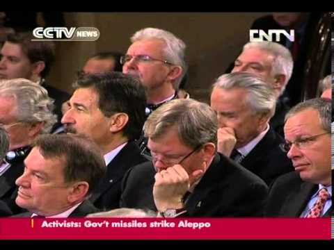 Video Iran open to direct nuclear talks with U S  CCTV News
