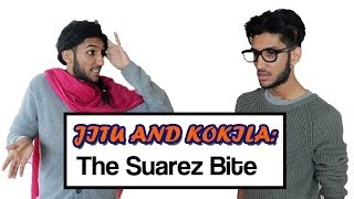 8 - Jitu & Kokila: Discuss The Suarez Bite
