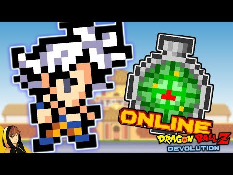 FIGHTING PEOPLE ONLINE!?! | Dragon Ball Devolution #21