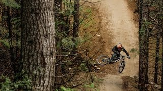 Tom van Steenbergen Rides the Whistler Bike Park