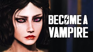 INSANE VAMPIRISM MOD - Fallout 4 Mods - Week 63
