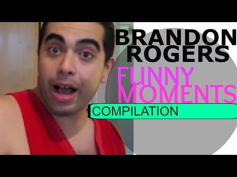Brandon Rogers FUNNY MOMENTS Compilation ✔