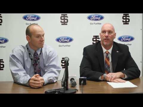 ISU gets new football coach