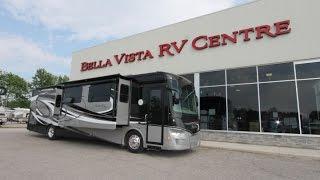 2016 Berkshire XL 40RB review by Bella Vista RV