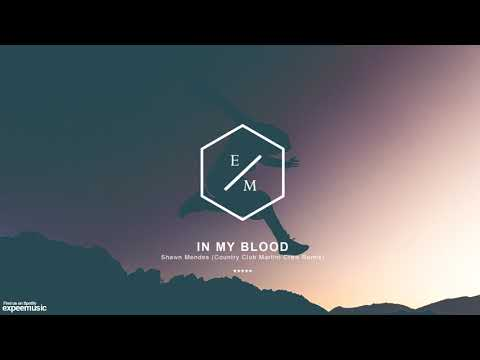 Shawn Mendes - In My Blood (Country Club Martini Crew Remix)