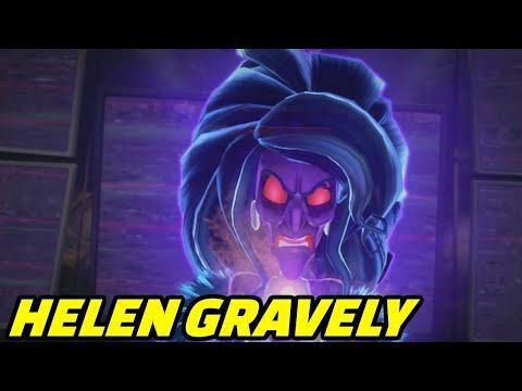 Luigi S Mansion 3 Helen Gravely Boss Fight