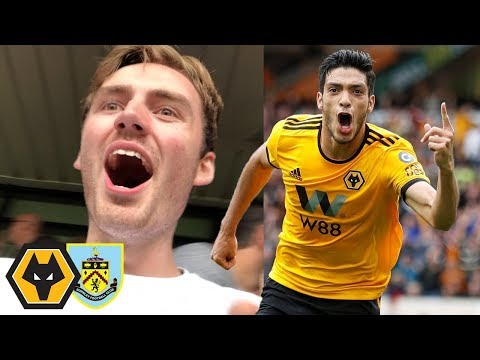 RAUL JIMENEZ TO THE RESCUE! Wolves Vs Burnley Matchday Vlog!