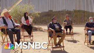 'This Wall Is A Representation Of Hate:' Arizona Voters Discuss Immigration | MTP Daily | MSNBC