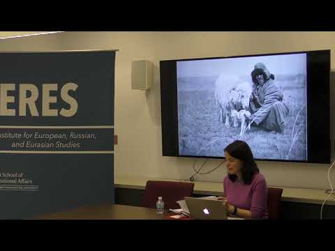 Sarah Cameron: The Hungry Steppe Famine, Violence, and the Making of Soviet Kazakhstan