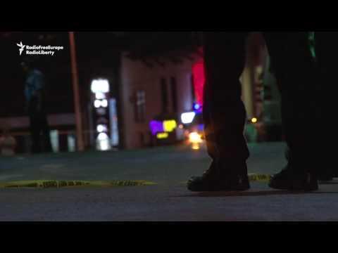 Grenade Blasts Damage Kosovo Parliament